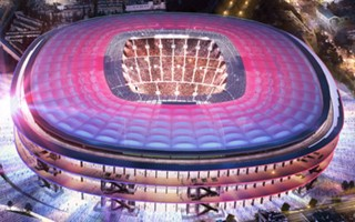 Barcelona: New Camp Nou no sooner than 2025