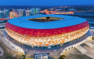 Russia: Mordovia Arena still stands but FK Mordovia are out