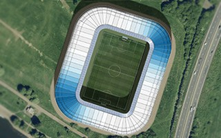 "England: ""New ground should be ready to open in January 2023"""