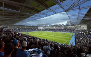 England: Southend United stadium ready by spring 2024?