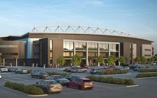 England: Scunthorpe admit new stadium stuck in limbo due to COVID-19