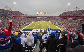 USA: Buffalo Bills first to sell naming rights to a gambling operator?