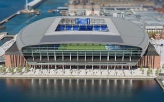 Liverpool: Everton to break ground later, design updated