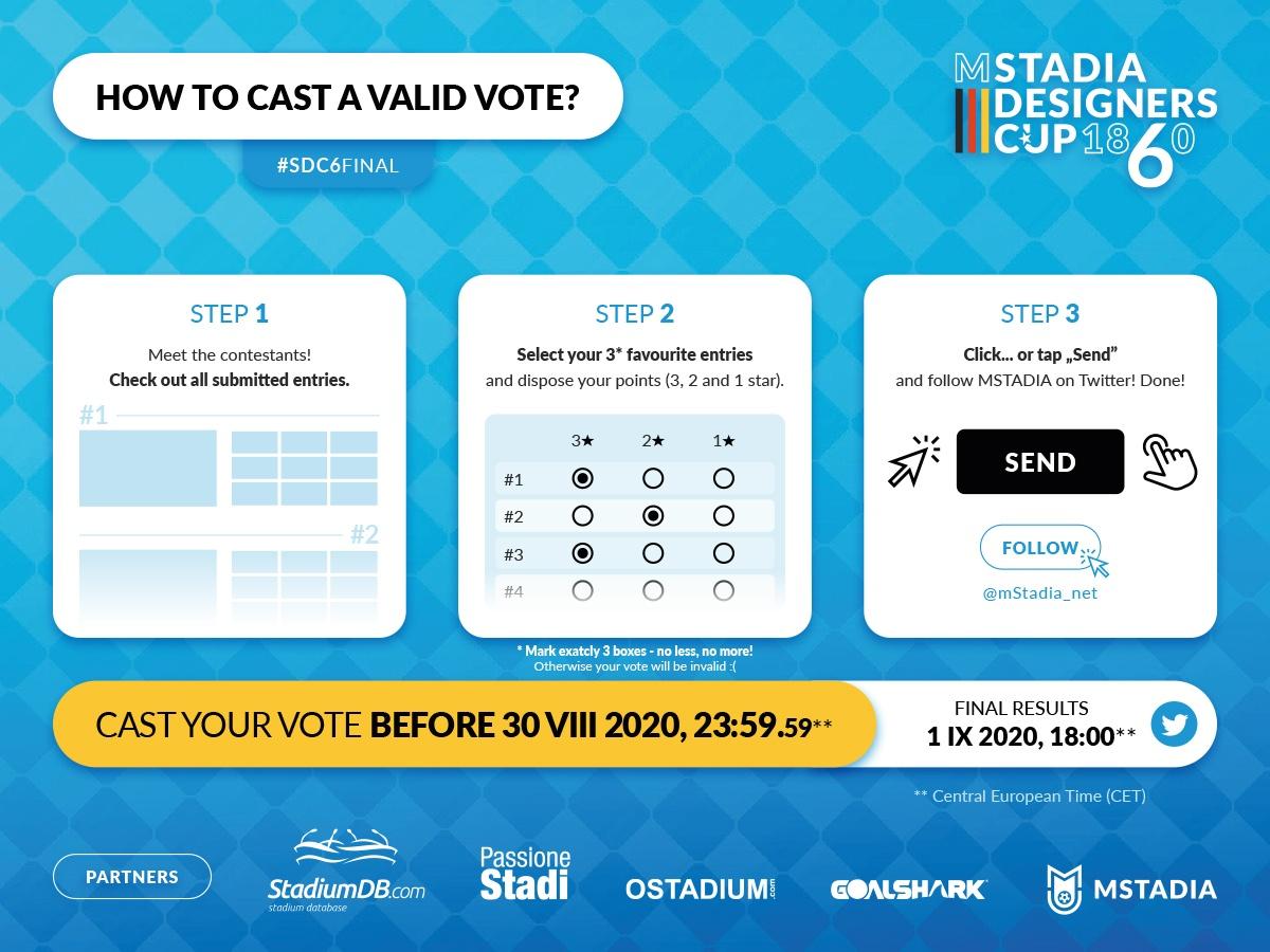 Stadia Designers Cup 6