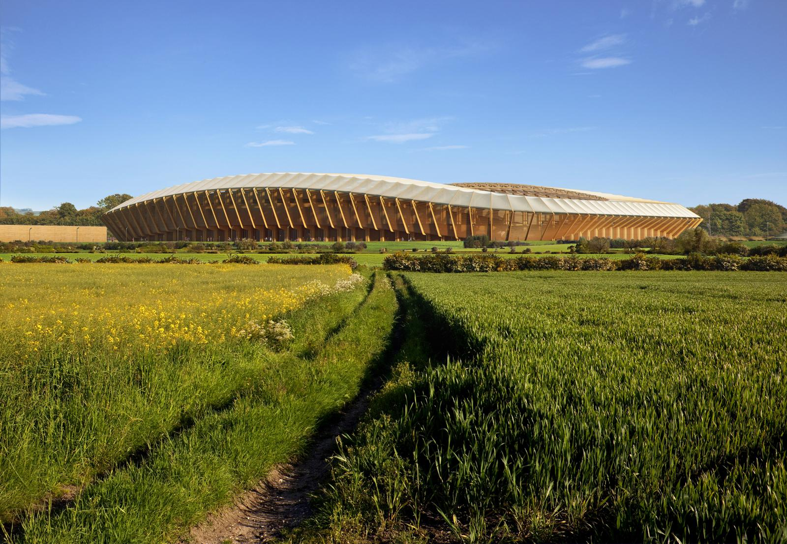 Eco Park - Forest Green Rovers