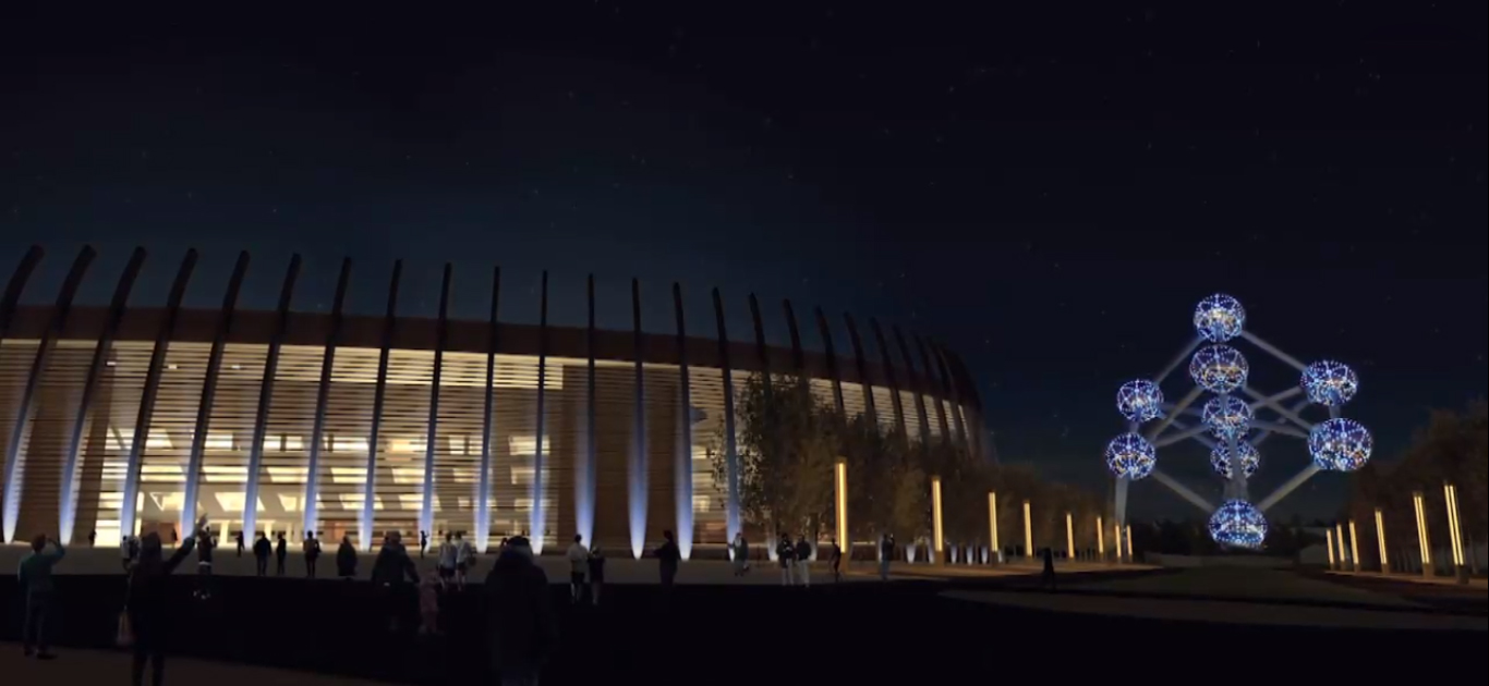Nieuw Nationaal Stadion Brussels