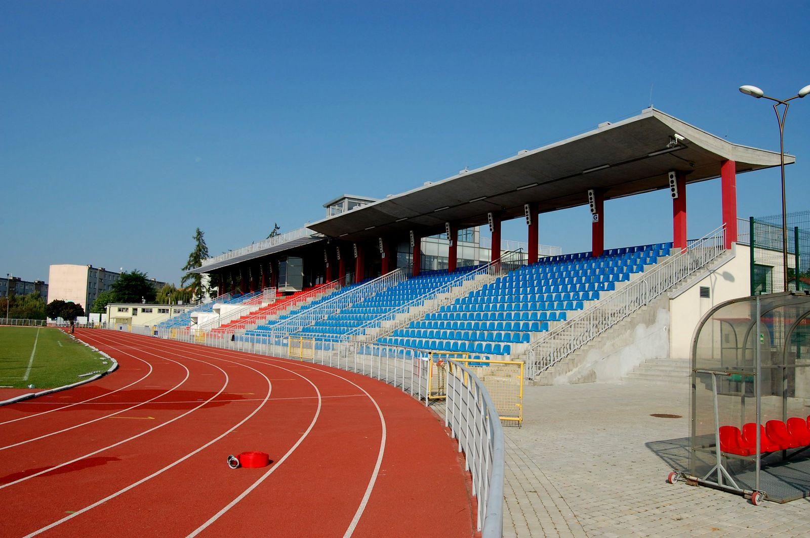 Stadion Wisły Sandomierz