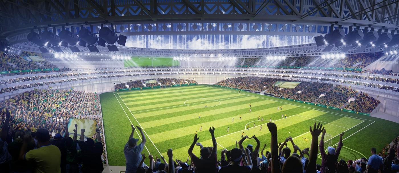 Estadio Sostenible de Yucatan