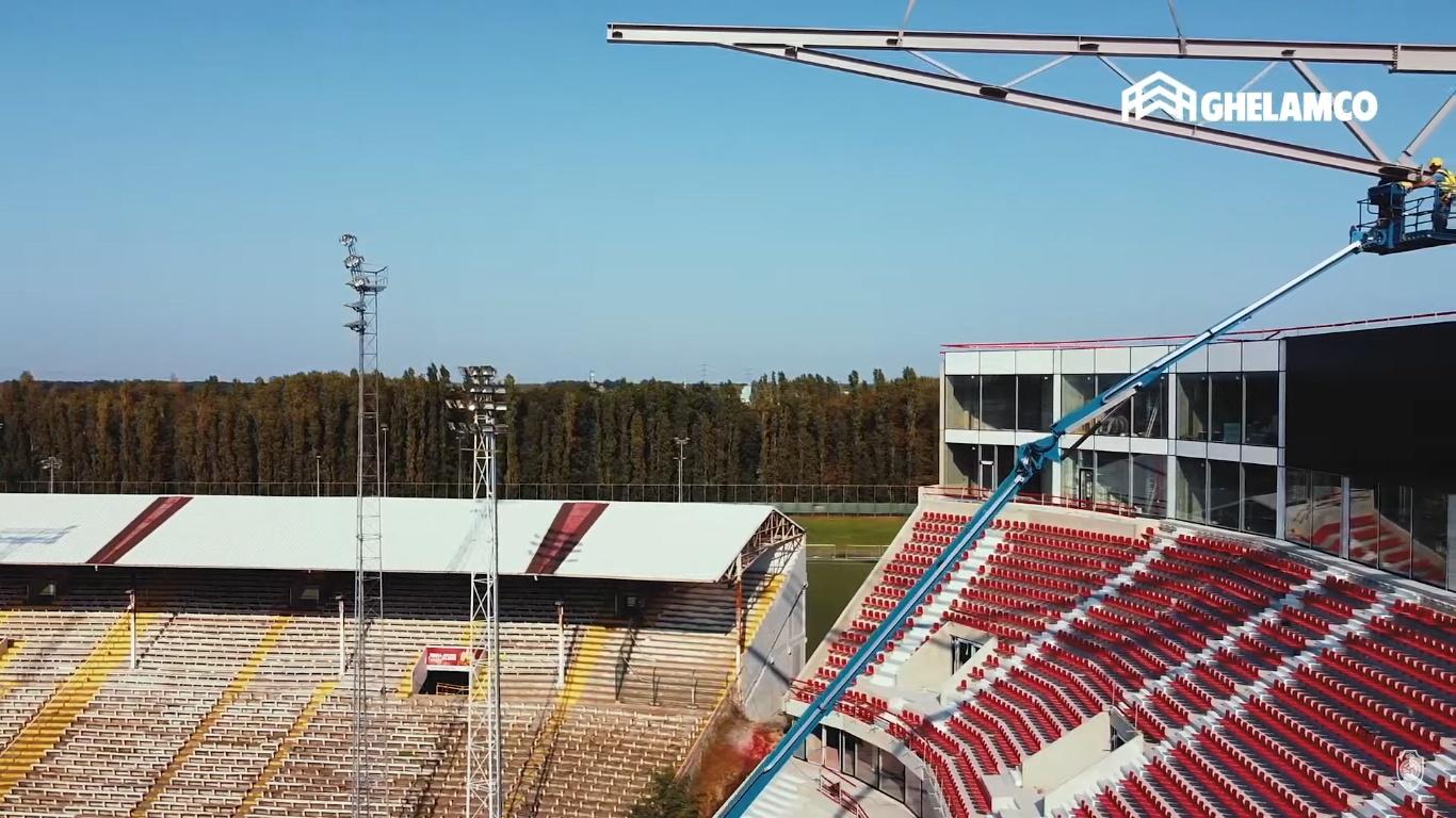 Bosuil Stadion - expansion