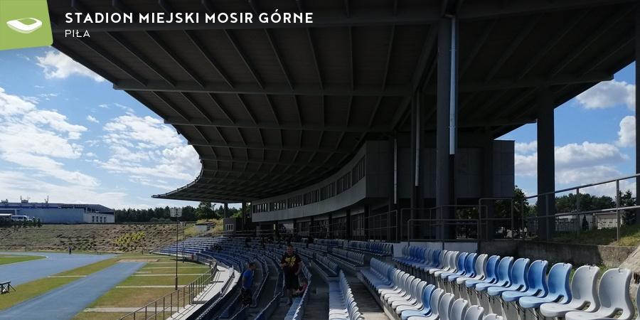Stadion MOSiR Górne, Piła