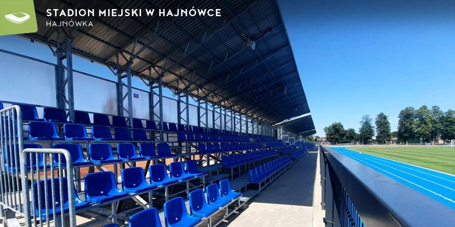 Stadion Miejski w Hajnówce