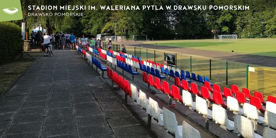 Stadion Drawy w Drawsku Pomorskim