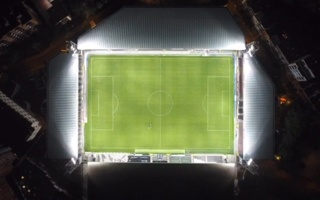 Belgium: Zebras with new lights, soon a new stadium