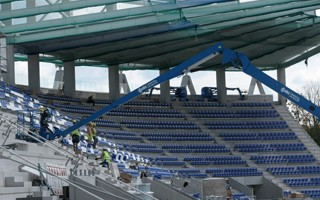 Germany: New grandstand in Karlsruhe delayed
