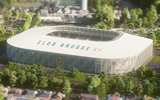 Belgium: Opponents preparing to derail new Club Brugge stadium