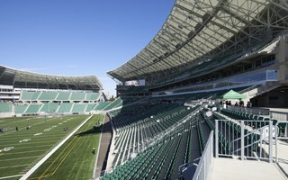 No football in Canada means stadium hardship