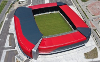 Turkey: Çorum stadium subject to further controversy