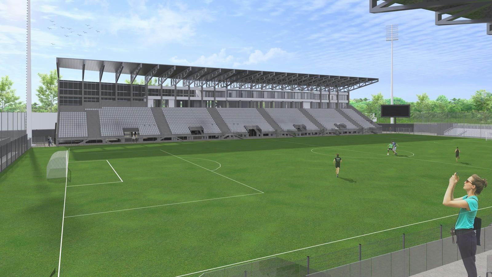 Nowy stadion w Nowym Sączu