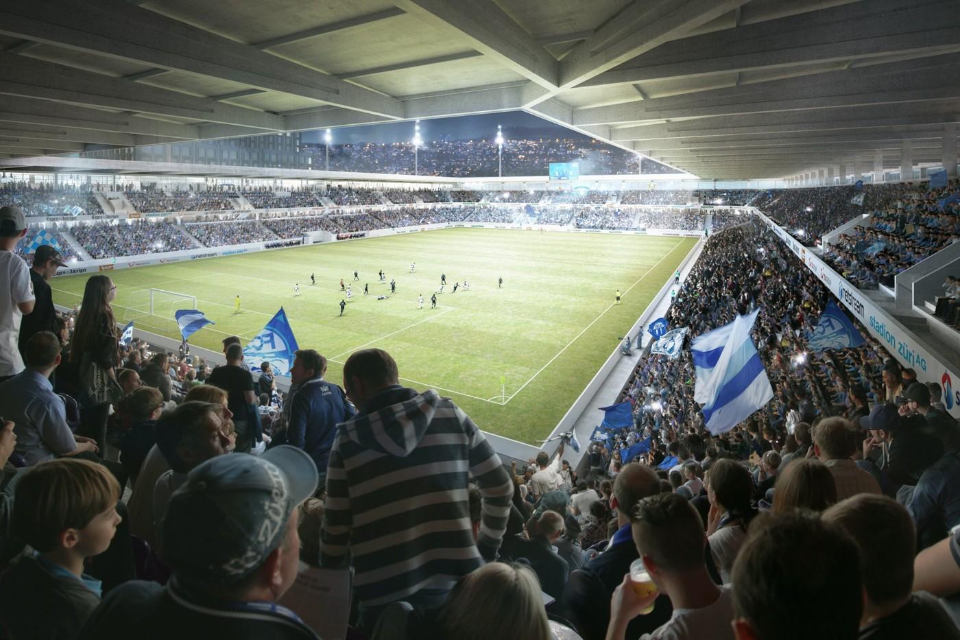 Stadion Hardturm, Zurich