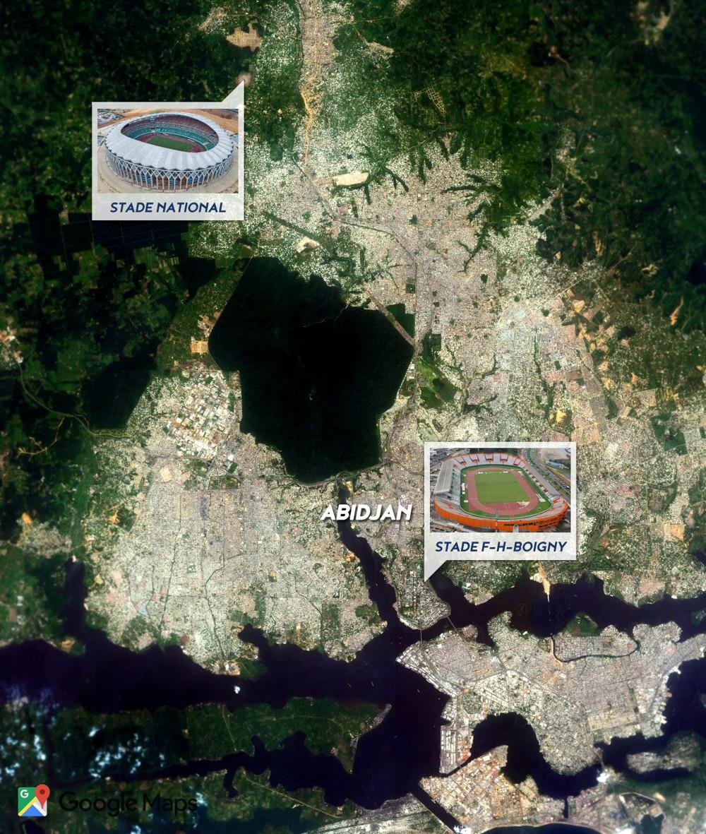 Stade National de Cote'd Ivoire