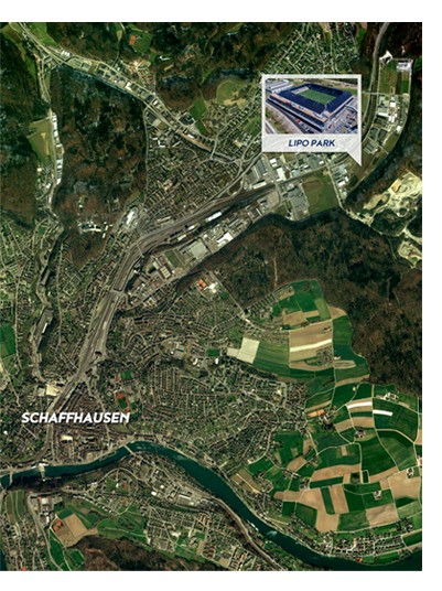 LIPO Park Schaffhausen