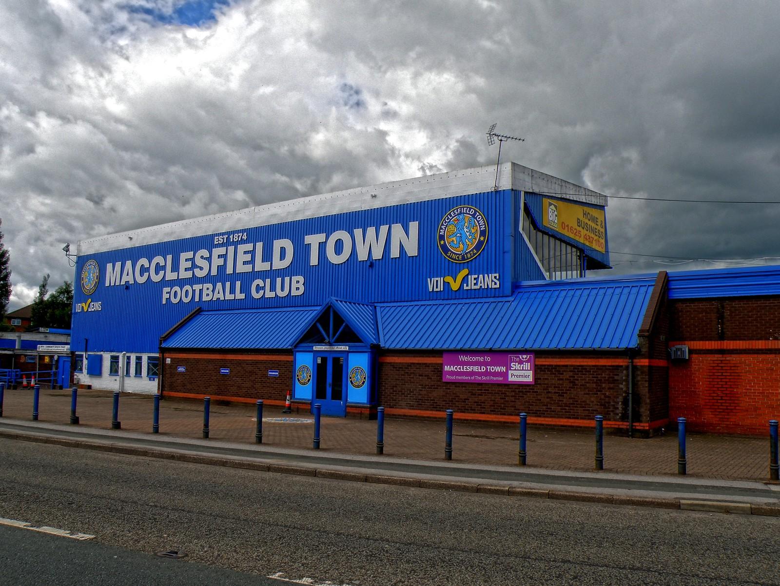 Moss Rose - Macclesfied FC