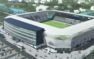Germany: Jena stadium ready for groundbreaking