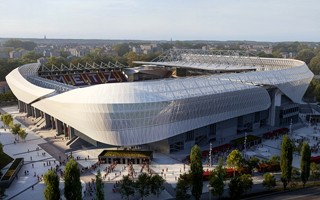 France: Metz preparing for new stand's launch