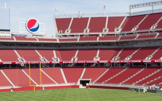 San Francisco: Levi's Stadium going cashless when fans return