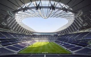 London: Tottenham Stadium growing yet again