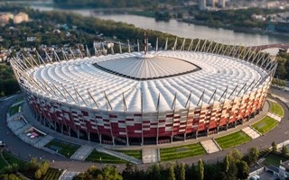 COVID-19 crisis: Poland converting Narodowy into field hospital
