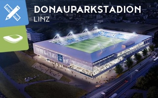 New stadium and design: Blue and whites will get a view of the Danube