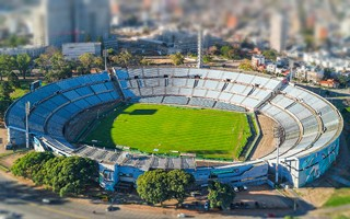 Uruguay: The grand plan for Centenario