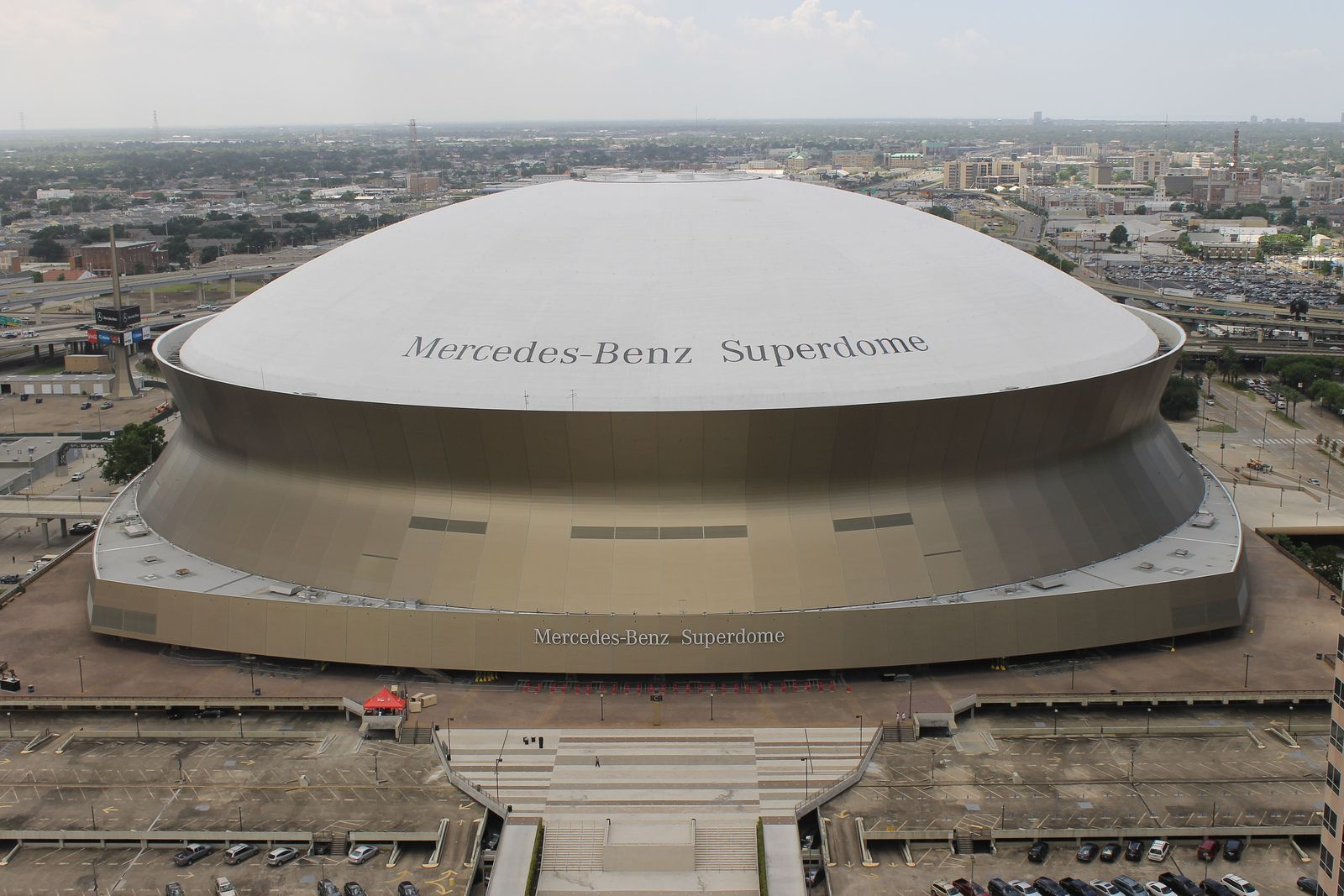 Baton Rouge or New Orleans - where could Saint play?