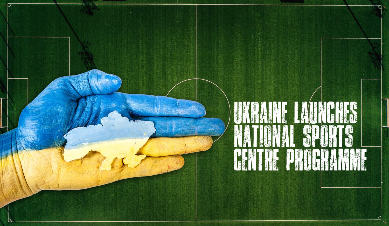 Ukraine Champion, new sports infrastructure programme launched
