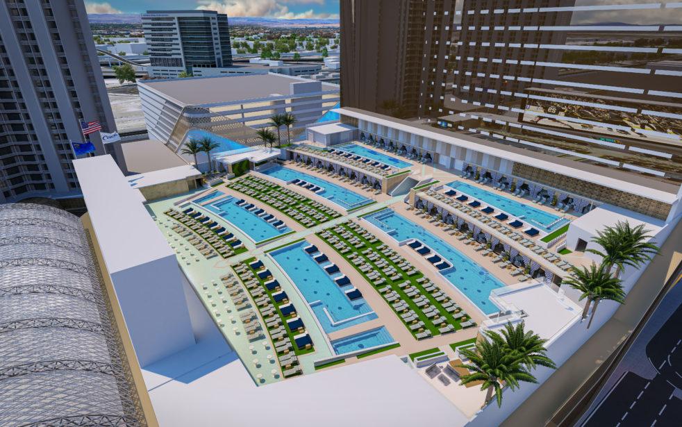 Circa Resort & Casino - stadium swim