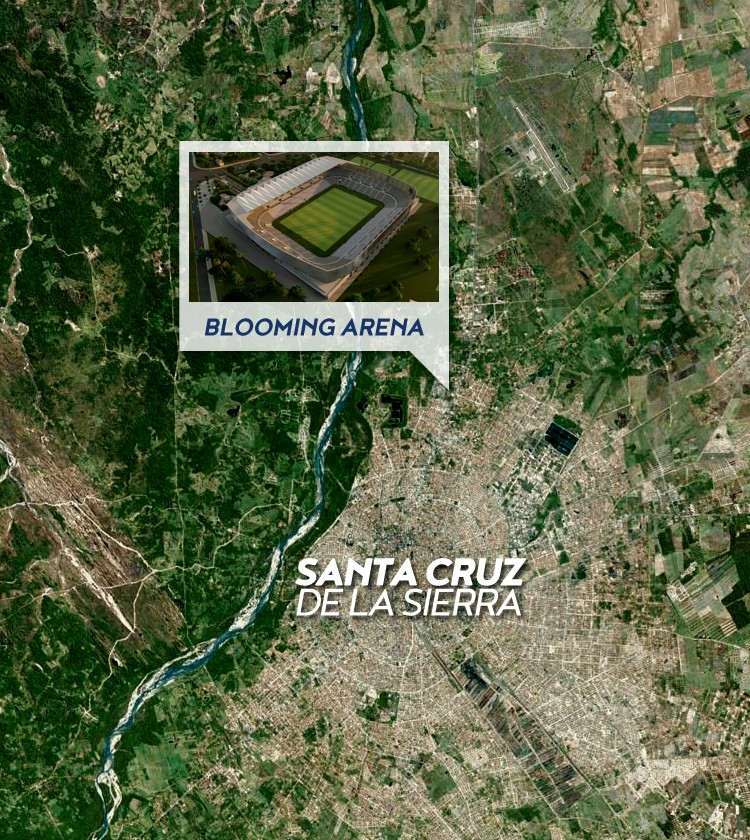 Club Blooming - Blooming Arena