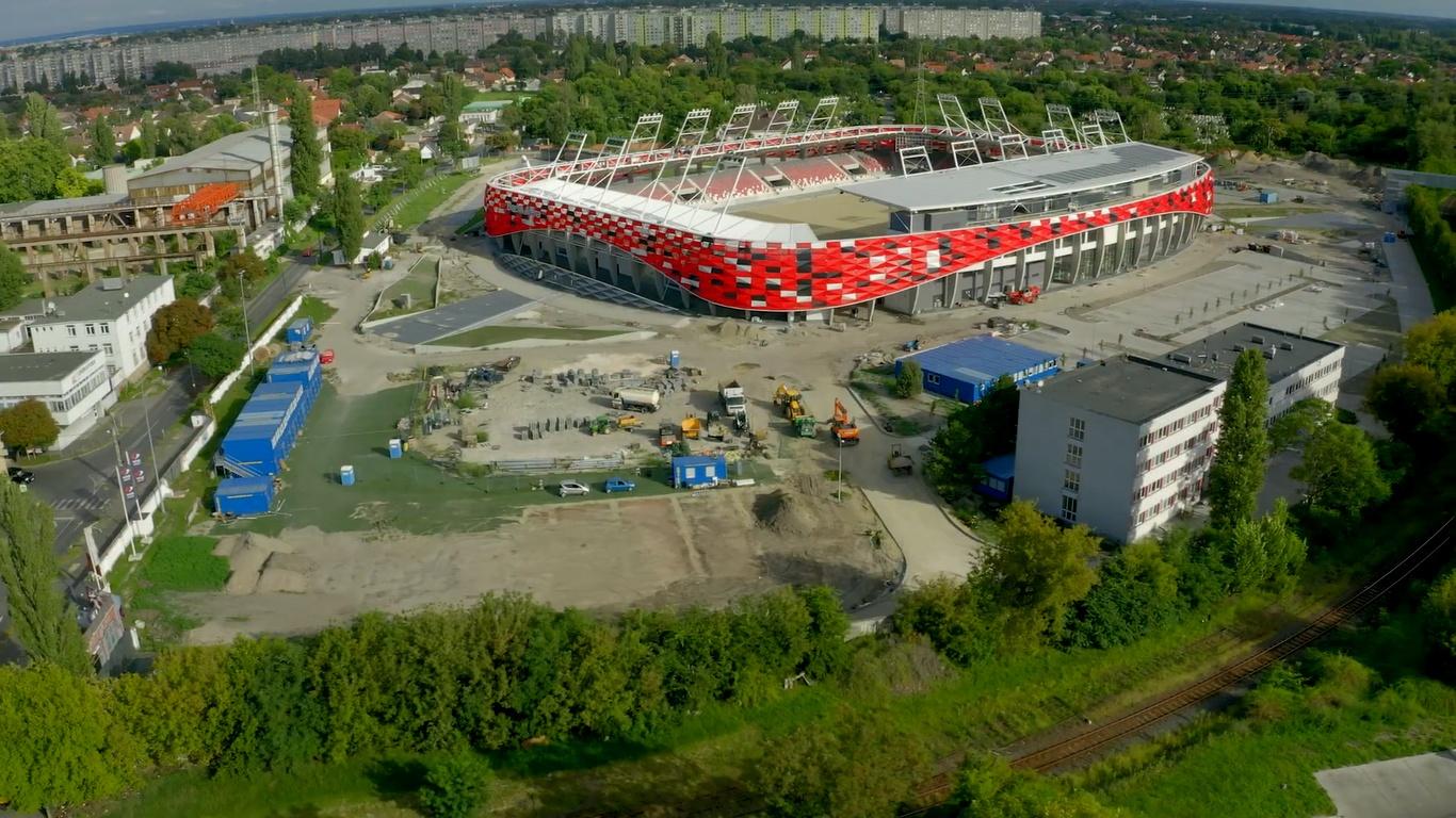 Bozsik Arena