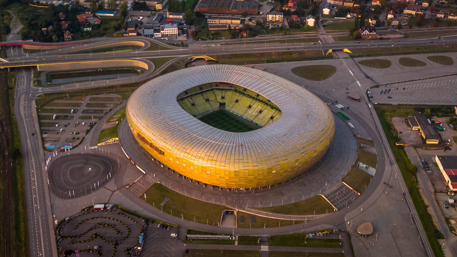 Stadion Energa w Gdańsku