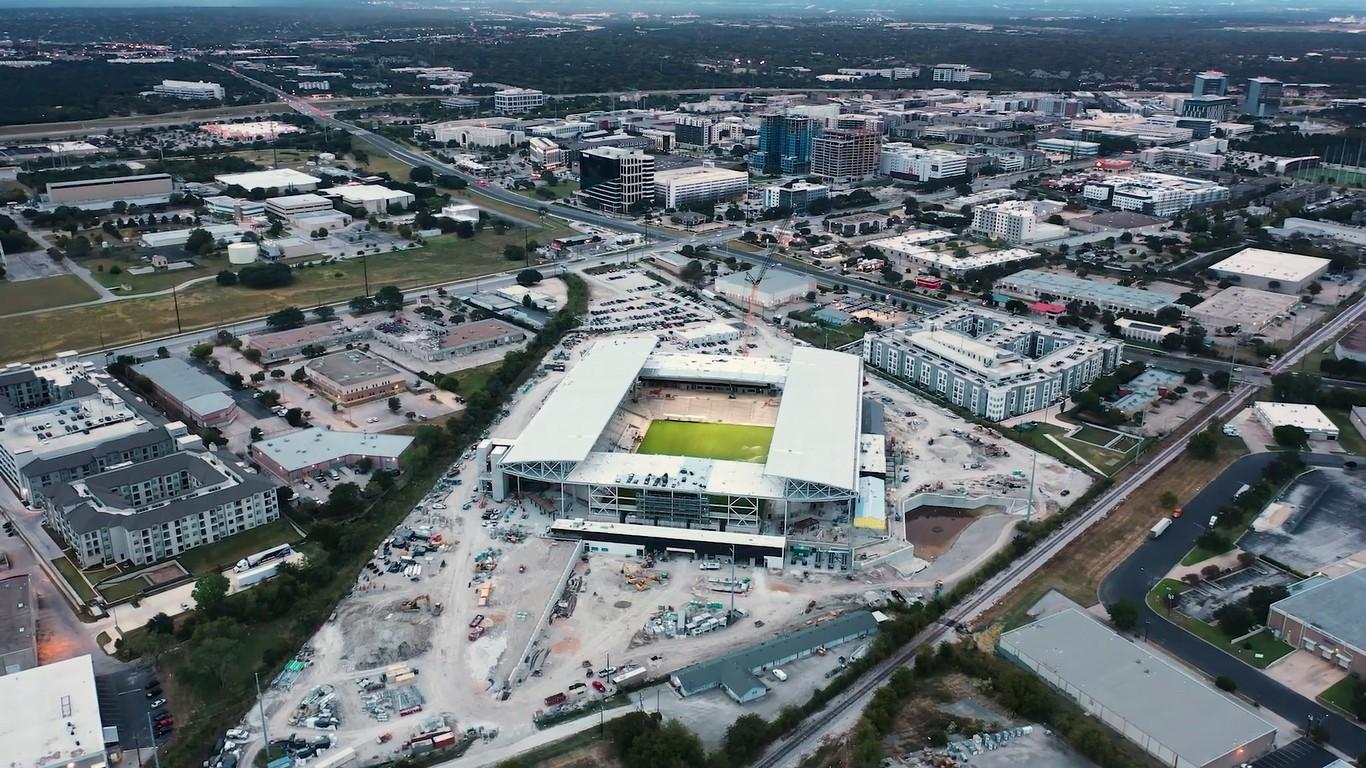 Austin FC Stadium