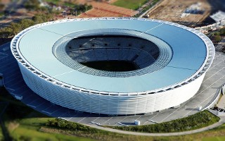 Cape Town: DHL acquire naming rights for Cape Town Stadium