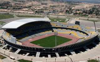 Egypt: Historic final to be relocated in fear of rain?