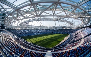 Valencia: First phase of Levante stadium revamp about to finish