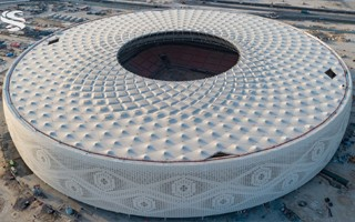 Qatar 2022: Al Thumama Stadium almost ready