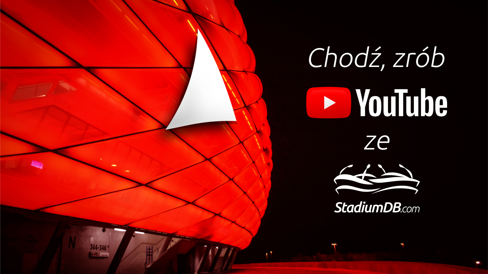 Kanał StadiumDB.com na YouTube