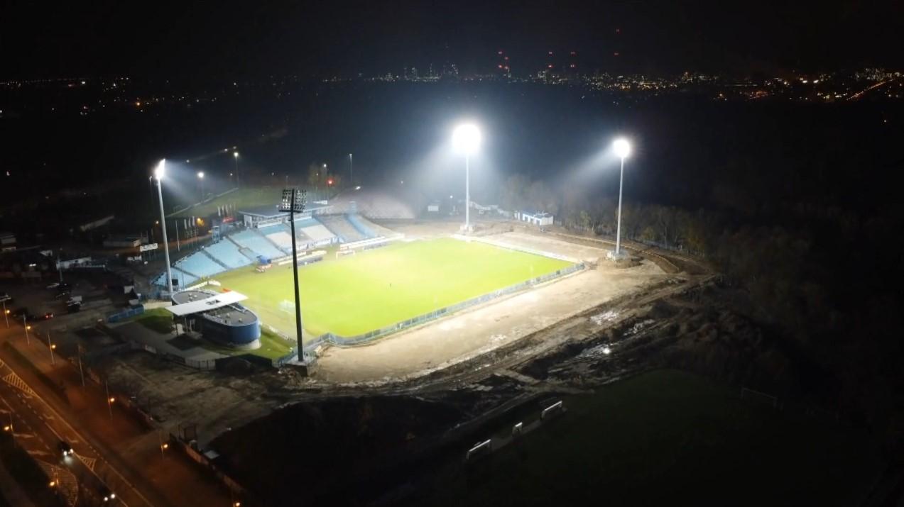 Stadion Kazimierza Górskiego w Płocku