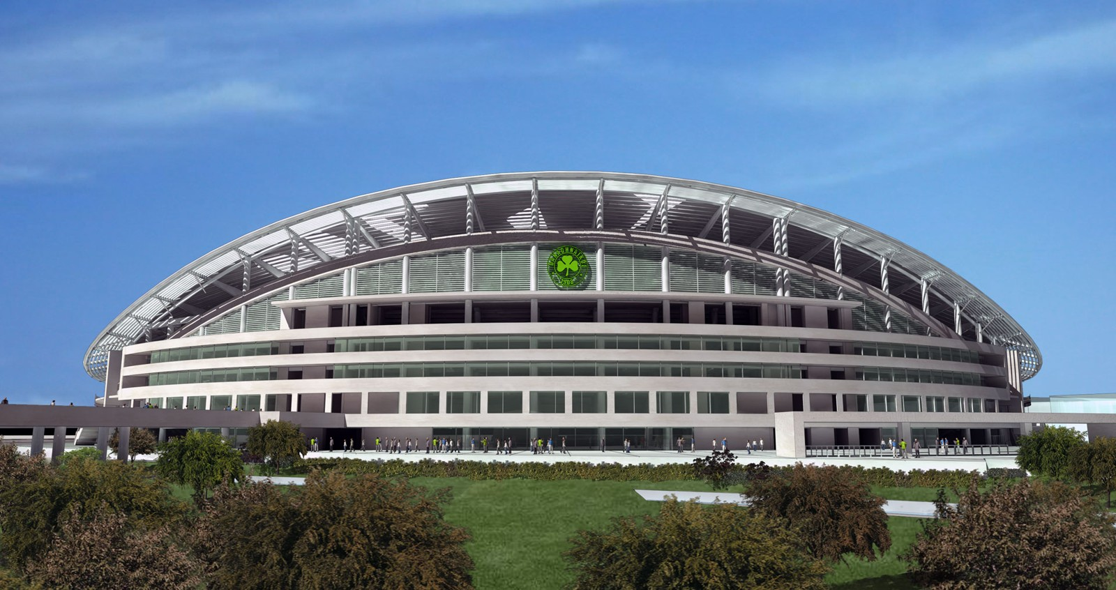 Votanikos Arena + Stadio Leoforos = Double Regeneration