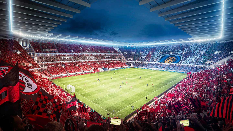 Nuovo Stadio Milano - San Siro, Milan
