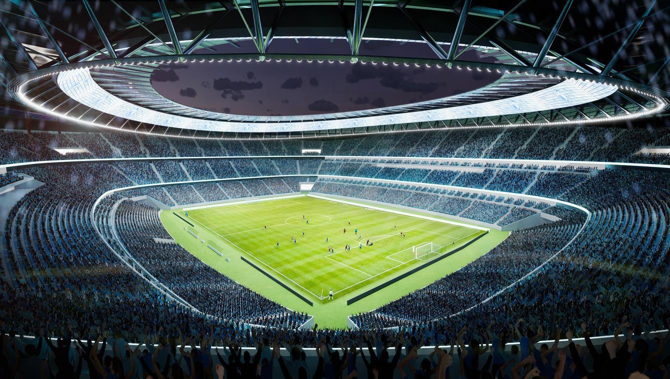 Dalian Suoyu Bay Stadium