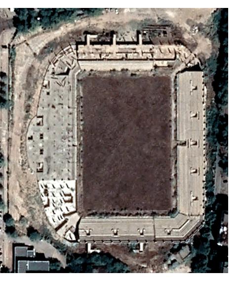 Stadion Hristo Botev, Plovdiv